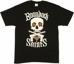 Boondock Saints Pennies T Shirt