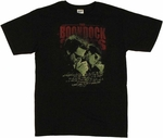 Boondock Saints Prayer T Shirt