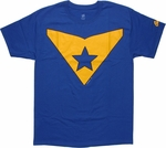 Booster Gold Symbol T Shirt