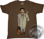 Borat T-Shirt Sheer