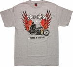 Born Free Wings T Shirt