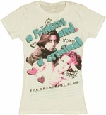 Breakfast Club John Claire Baby Tee
