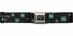Breaking Bad Chemical Symbols Seatbelt Belt