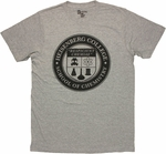 Breaking Bad College Seal T Shirt Sheer