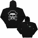 Breaking Bad Heisenberg Crossbones Hoodie