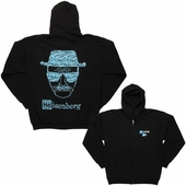 Breaking Bad Heisenberg Crystal Hoodie