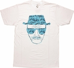 Breaking Bad Heisenberg Crystal T Shirt Sheer