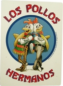 Breaking Bad Los Pollos Hermanos Magnet