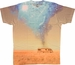 Breaking Bad RV Desert Sublimated T Shirt Sheer