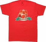 Breaking Bad Schraderbrau T Shirt Sheer