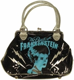 Bride of Frankenstein Bolts Purse