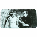 Bride of Frankenstein Name Clutch Wallet