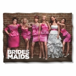 Bridesmaids Poster Pillow Case