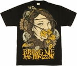 Bring Me the Horizon Lady T Shirt
