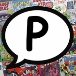 Browse Comics Section P