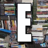 Browse Video Games Section E