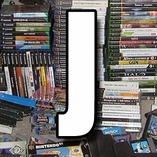 Browse Video Games Section J