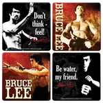Bruce Lee Coaster Set