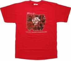 Bruce Lee Fist Of Fury T-Shirt Shirt of the Day