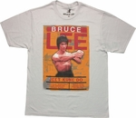 Bruce Lee Jeet Kune Do Bio T Shirt Sheer