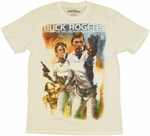Buck Rogers Cover T Shirt Sheer