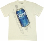 Bud Light Can T Shirt