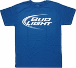 Bud Light Logo T Shirt