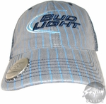 Bud Light Stripes Hat