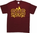 Buffy the Vampire Slayer Sunnydale SHS T-Shirt