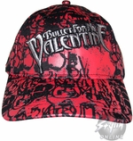 Bullet for My Valentine Collage Hat