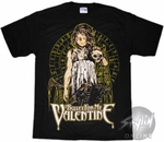 Bullet For My Valentine Creepy T-Shirt