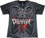 Bullet for My Valentine Demon T Shirt