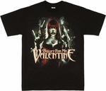 Bullet for My Valentine Gun T Shirt
