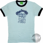 Cabbage Patch Kids Outline Baby Tee