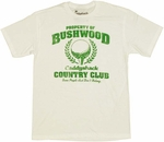 Caddyshack Club T Shirt Sheer