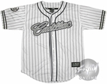Cadillac Striped Baseball Jersey