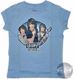 Camp Rock Band Tween T-Shirt