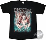 Cannibal Corpse Worm Infested T-Shirt