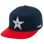 Captain America 3D Star Hat