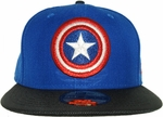 Captain America 59FIFTY Hat
