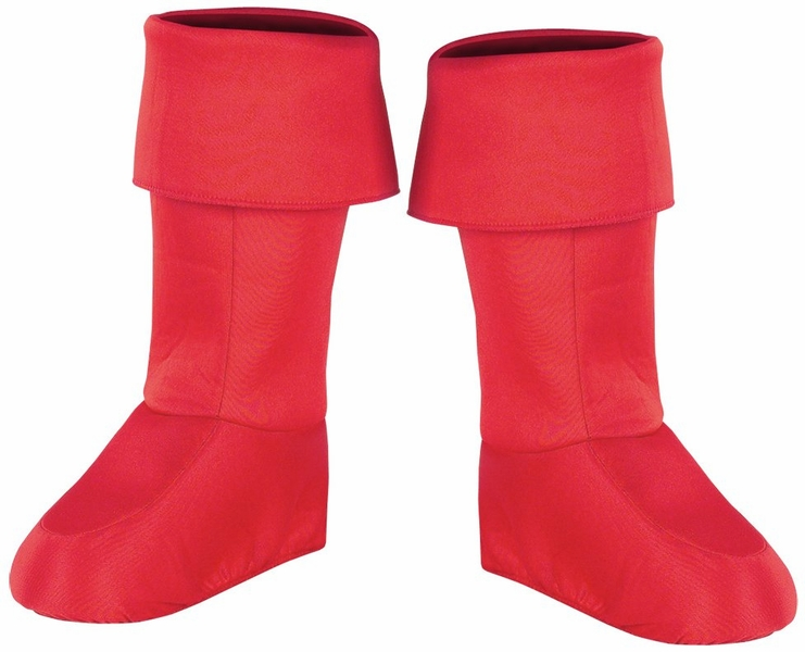 captain america boot covers costume accessory