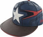 Captain America Age of Ultron Armor 59FIFTY Hat