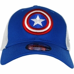 Captain America Character Mesh 39THIRTY Hat