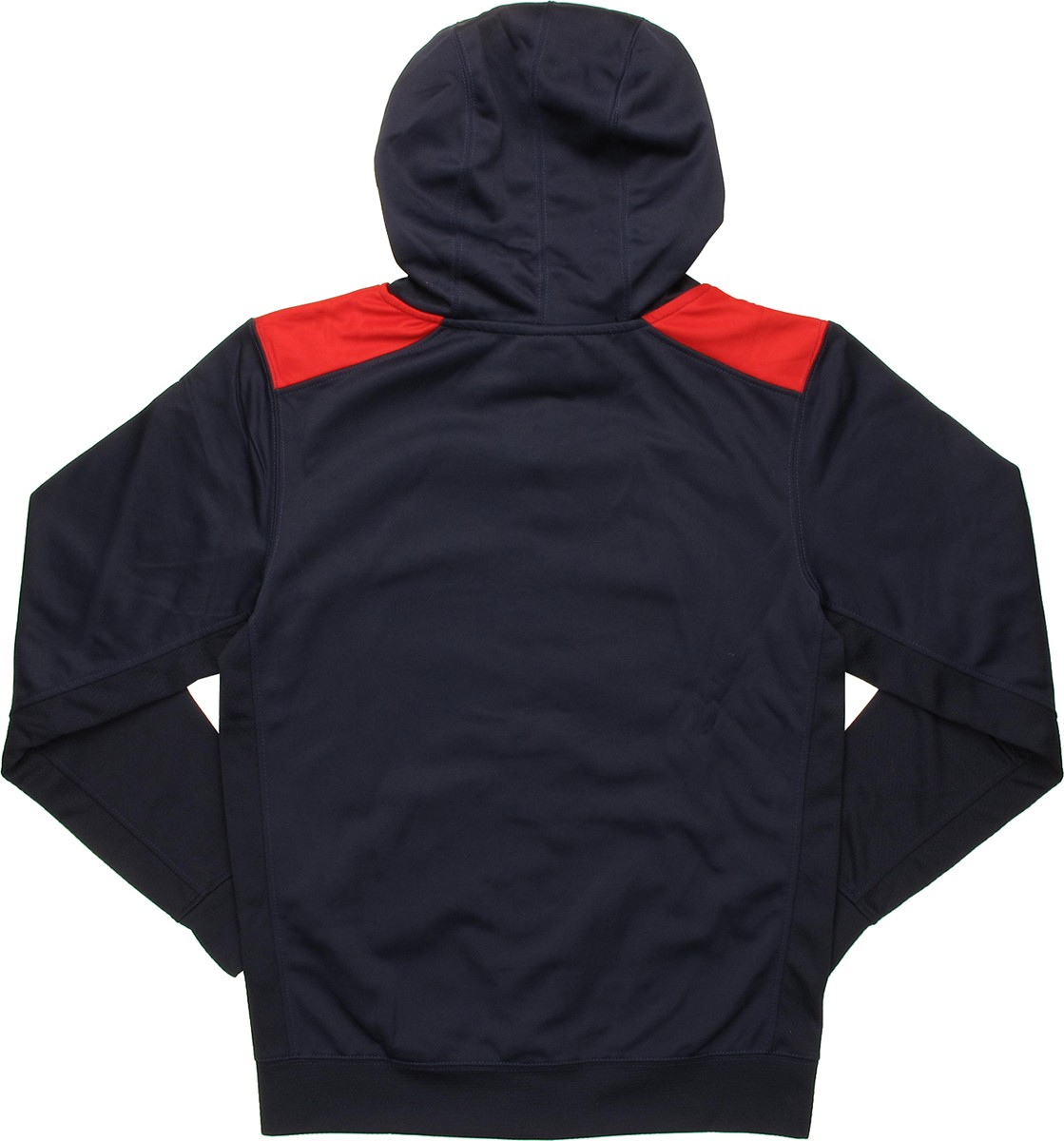 Captain america classic shield polyester hoodie