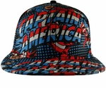 Captain America Dots Hat
