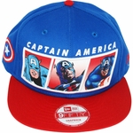 Captain America Evolution Hat