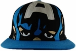 Captain America Face Hat