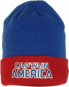 Captain America Flip Up Beanie
