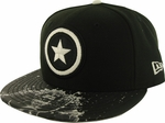 Captain America Glow Logo 59FIFTY Hat
