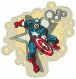 Captain America Jump Patch